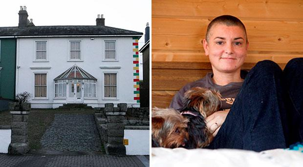 Sinead O'Connor has sold her Bray home