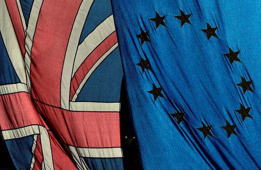 We can expect to finally see action when the EU-UK divorce talks actually begin in the coming months. Photo: Reuters