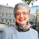 Pledge: Katherine Zappone. Photo: Tom Burke