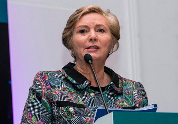 Tanaiste Frances Fitzgerald. Photo: Kyran O'Brien