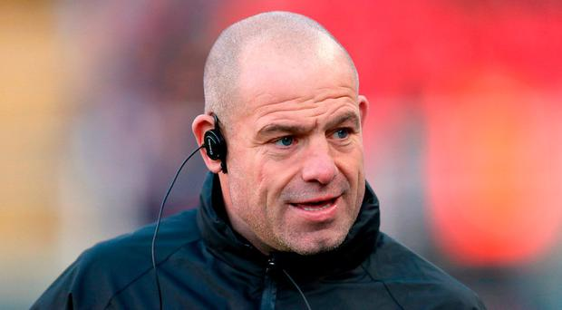 Leicester Tigers yesterday sacked director of rugby Richard Cockerill. Photo: David Davies/PA Wire.