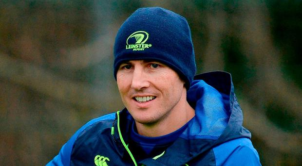 Girvan Dempsey has had to step in to make up the numbers in training. Photo: Seb Daly/Sportsfile