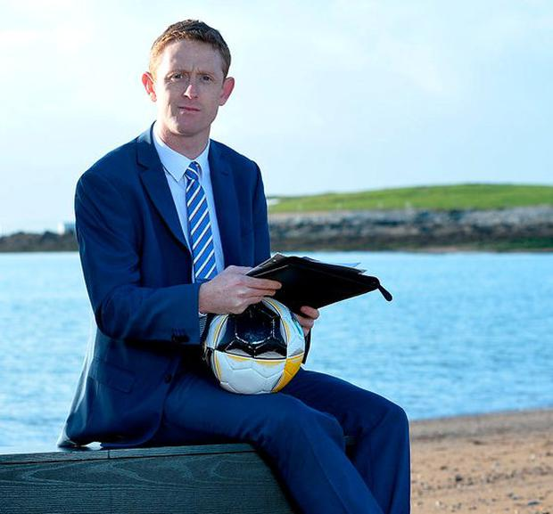 Colm Cooper, pictured at the launch of the Kerry 2017 Expo which will be held in Killarney on April 9, will make a decision on his football future this month. Photo: Domnick Walsh