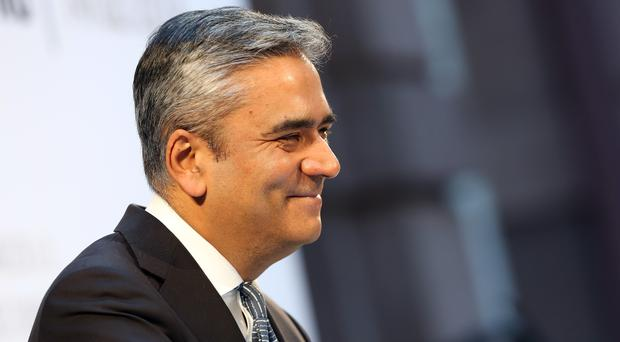 Former Deutsche Bank co-chief executive officer Anshu Jain. (Photo by Adam Berry/Getty Images)