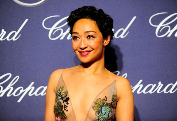 Actress Ruth Negga attends the 28th Annual Palm Springs International Film Festival Film Awards Gala at the Palm Springs Convention Center on January 2, 2017 in Palm Springs, California. (Photo by Emma McIntyre/Getty Images)