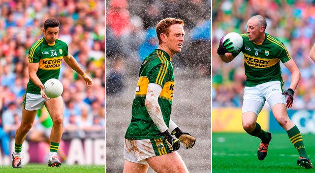 O'Mahony, Cooper and Donaghy have been told to make a decision by the end of the month