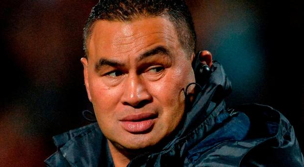 Connacht head coach Pat Lam. Photo: Oliver McVeigh/Sportsfile