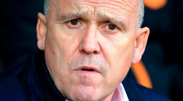 Hull City manager Mike Phelan. Photo: Mike Egerton/PA Wire