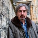 Novelist and playwright Sebastian Barry. Photo by David Levenson/Getty Images