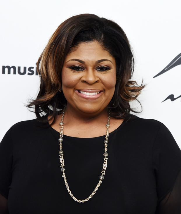 Kim Burrell Visits Music Choice at Music Choice on June 16, 2015 in New York City. (Photo by Ilya S. Savenok/Getty Images)
