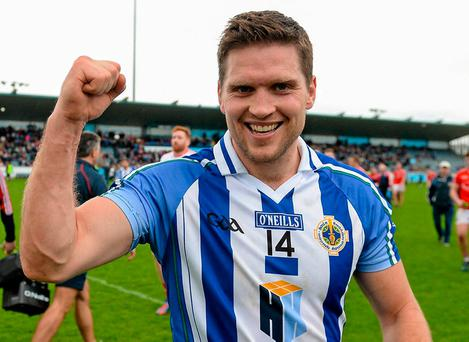 Conal Keaney pictured after playing for Ballydoden St Endas in 2015. Photo: SPORTSFILE