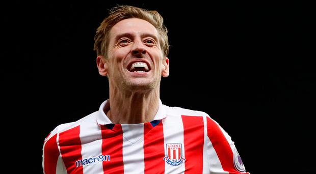 Peter Crouch. Photo: Carl Recine/Action Images via Reuters