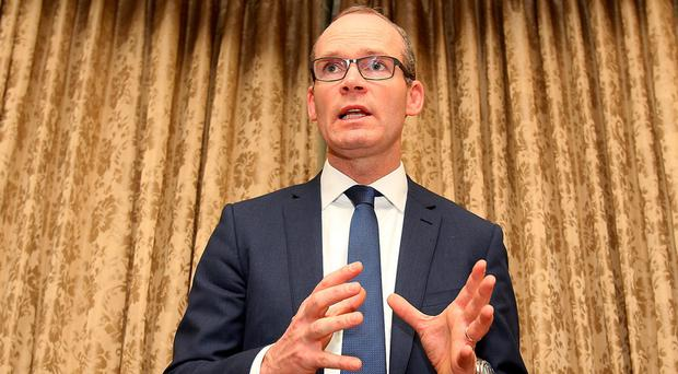 Housing Minister Simon Coveney has strongly defended Help-to-Buy scheme. Photo: Tom Burke