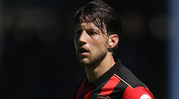 Bournemouth star Harry Arter. (Photo by Steve Bardens/Getty Images)