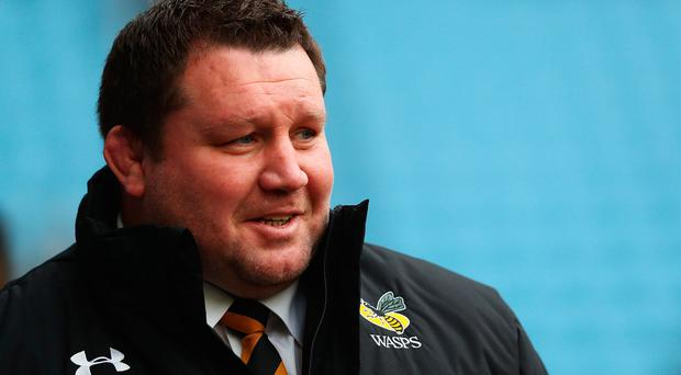 Wasps coach Dai Young. Photo: Matthew Lewis/Getty Images