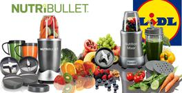 Pictured: The Nutribullet (left), Lidl's Nutrition Mixer (right) €39.99