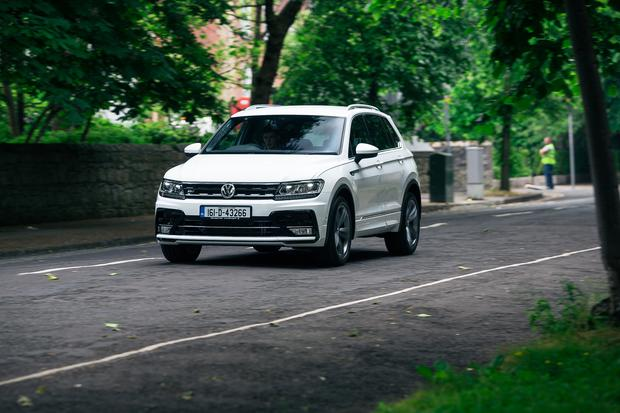 Volkswagen Tiguan ticks all the right boxes - Independent ie