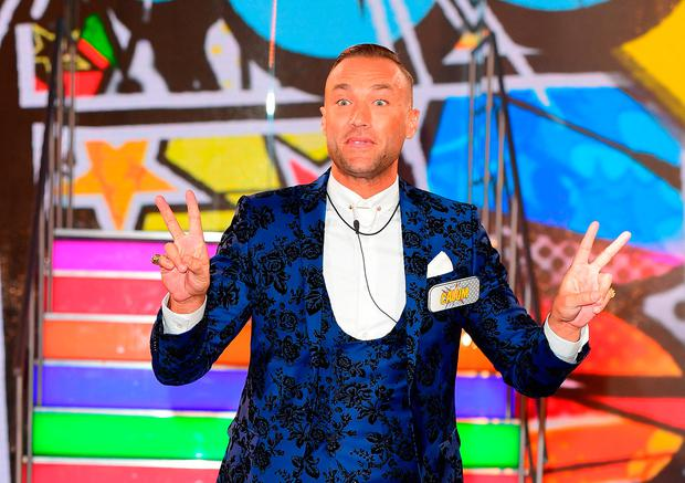 Calum Best in the latest series of Celebrity Big Brother. Picture: Channel 5/PA Wire