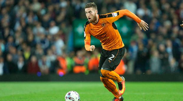 Matt Doherty is concentrating on his Wolves form rather than focusing on Ireland. Photo by Malcolm Couzens/Getty Images