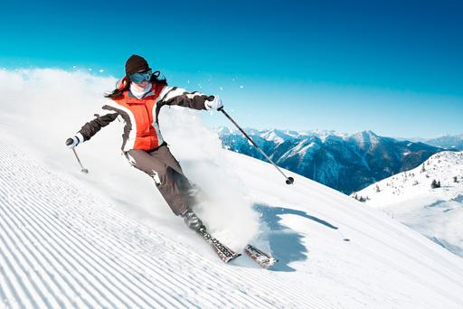 Tips are available to help reduce skiing injuries