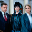 Striking Out stars Rory Keenan, Fiona O'Shaughnessy and Amy Huberman in outfits selected by costume designer Tiziana Corvisieri
