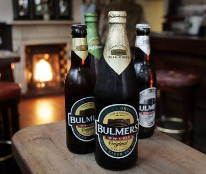 Shares in Bulmers maker C&C rose 1.5pc