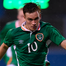 Wolves boss Paul Lambert is full of praise for Irish U-19 international Connor Ronan. Photo: Sportsfile