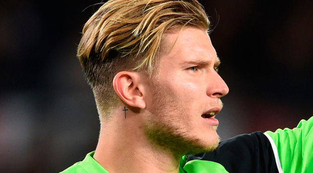 Loris Karius is set to return for Liverpool against Plymouth tomorrow. Photo: PA Wire