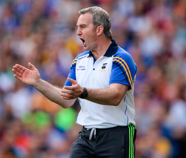 Michael Ryan: 'He knows it is a long and precarious road to September'. Photo by Seb Daly/Sportsfile