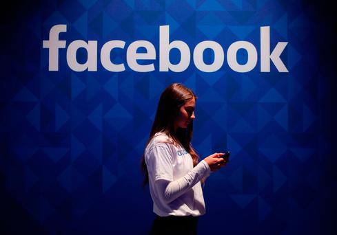 'Google and Facebook have taken tentative steps to prevent their ads from being displayed on sites that spread false stories or around the content they spread. Facebook is also working with fact-checking sites like Snopes.' File photo: PA