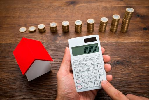 The standard annual property tax rate for a €1.5m home is €3,050 and applies over most of the country (stock photo)