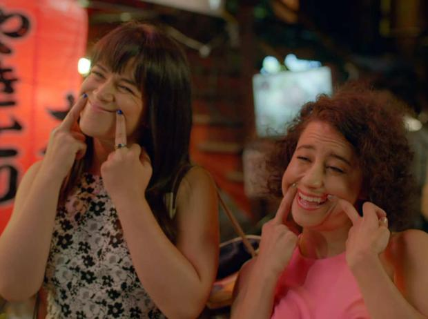 When all your homes are rentals, all your jobs are on temporary contract, where do you put down the foundations of adulthood? [Pic: scene from Broad City]