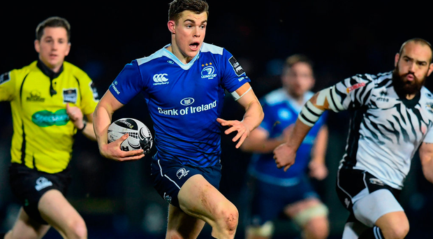Ringrose: Still learning his trade Photo by Stephen McCarthy/Sportsfile