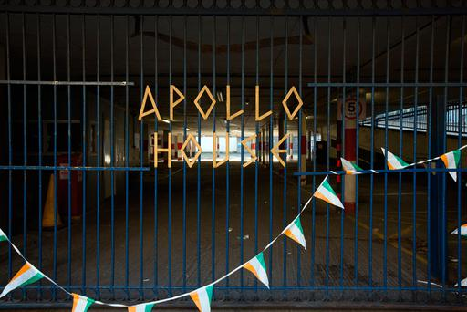 Apollo House Activists To Apply To Stay in Building Longer