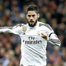 Real Madrid player Isco