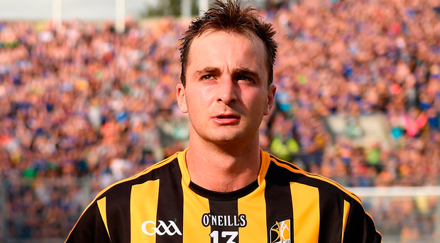 Kevin Kelly of Kilkenny Photo by Cody Glenn/Sportsfile