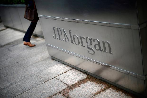 Some of the world's biggest banks announce earnings this week, including JPMorgan Chase. REUTERS/Dylan Martinez/File Photo