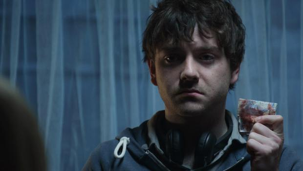 Red Rock's Keith Kiely played by Stephen Cromwell.