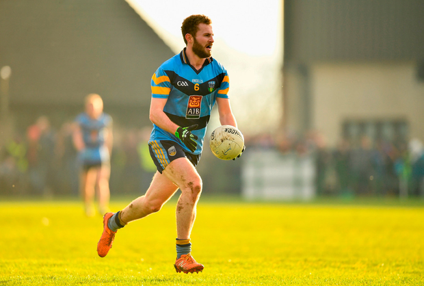 The sight of Jack McCaffrey gliding across the ground in Gorey for his first inter-county game in almost a year was all he needed to see. Photo by Ramsey Cardy/Sportsfile