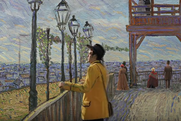 Image: Loving Vincent/YouTube