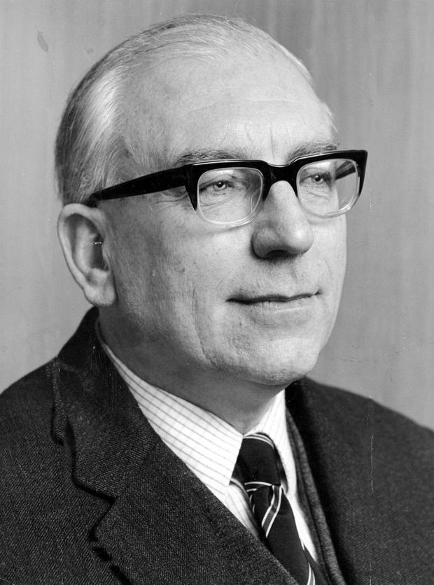 Dr Whitaker spearheaded Ireland's path to the then European Economic Community