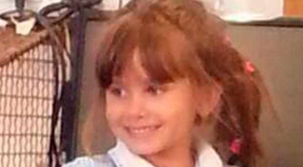 Katie Rough, a seven-year-old girl who died after sustaining serious injuries in an attack in York. (Photo: North Yorkshire Police)
