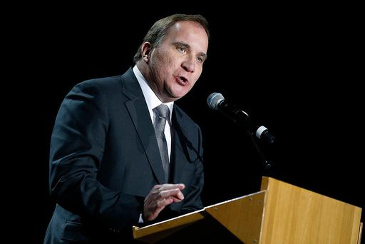 Swedish Prime Minister Stefan Lofven. Photo: Getty Images