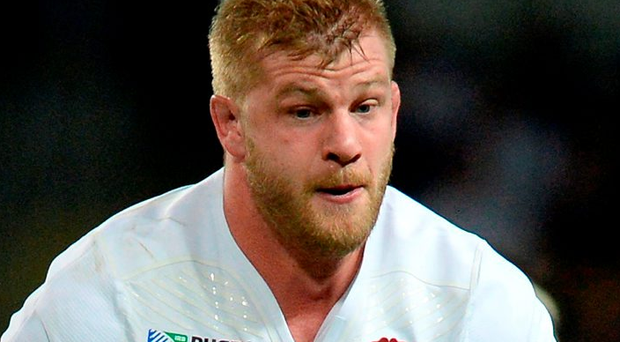 George Kruis. Photo: Martin Rickett/PA Wire
