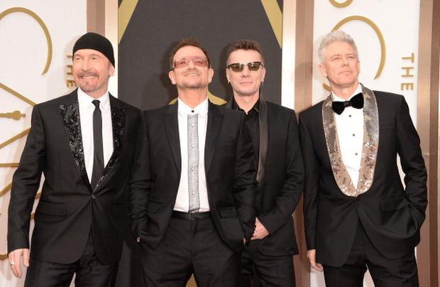 U2 accused of ripping off guitarist's song: suit