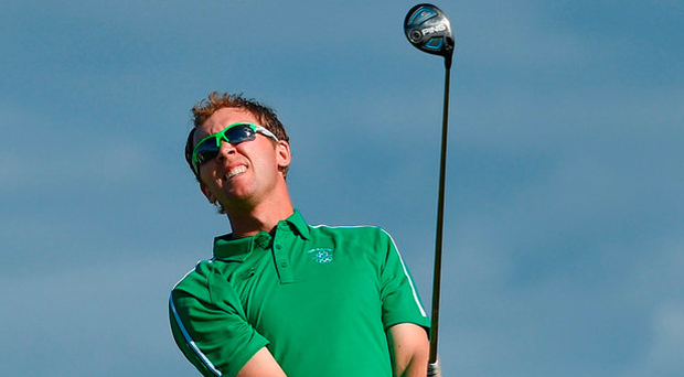 Seamus Power enjoyed a stellar 2016, earning a PGA card, a Web.com win but he is most proud of his Olympic appearance. Photo by Brendan Moran/Sportsfile