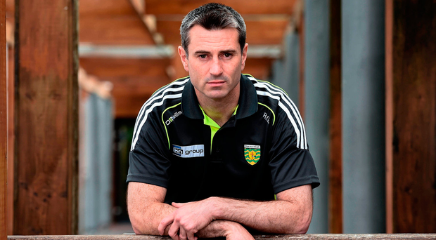 Legendary Donegal supremo Brian McEniff has warned the county supporters that Rory Kavanagh is facing a period of transition. Photo by Oliver McVeigh/Sportsfile