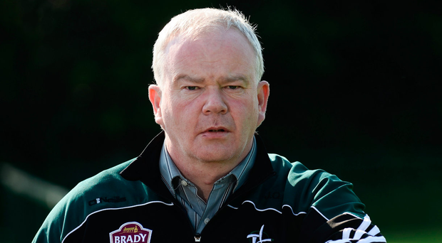 Quaid is flabbergasted by the lack of enthusiasm in some quarters of Kildare. Picture credit: Sam Barnes / SPORTSFILE