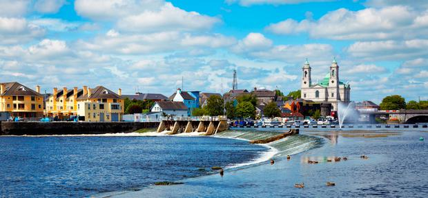 Athlone was chosen as one of the new 'gateway' towns under the old spatial strategy, but what does the future hold for rural Ireland