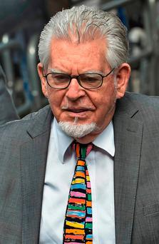 Rolf Harris Picture: Getty